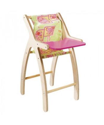 JB BOIS Chaise Haute...
