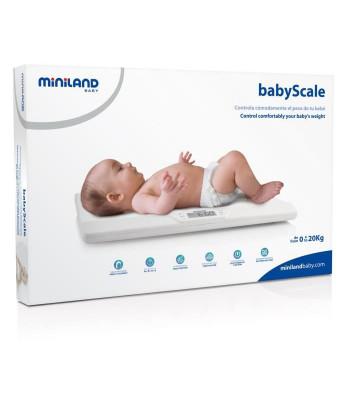 MINILAND BABY Pese bébé...