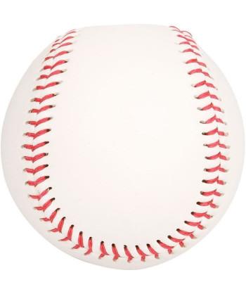 ABBEY Balle de baseball  Blanc