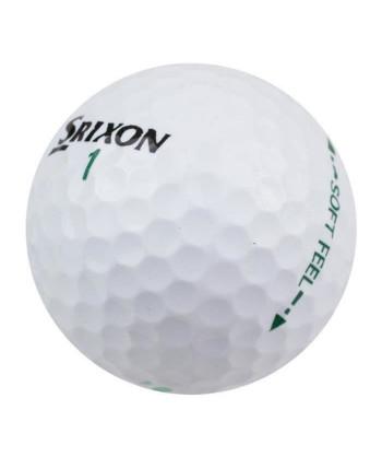 SRIXON Lot de 50 Balles de...
