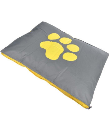 Coussin rectangle Dog Paw...