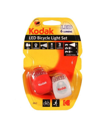 KODAK Lampe LED Kit Vélo...