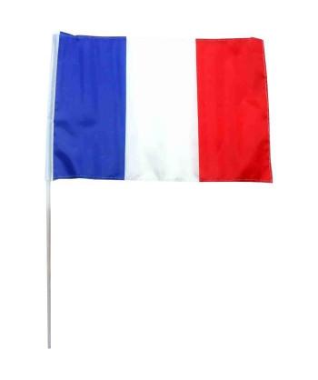 CHRONOSPORT Drapeau France...