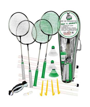 Ensemble Badminton  Filet