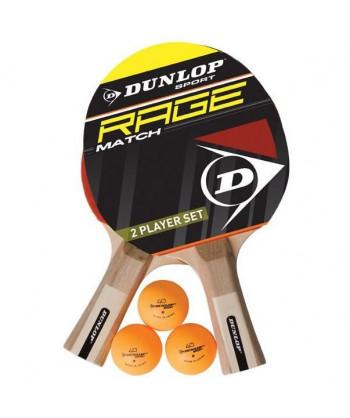DUNLOP Set de tennis de...