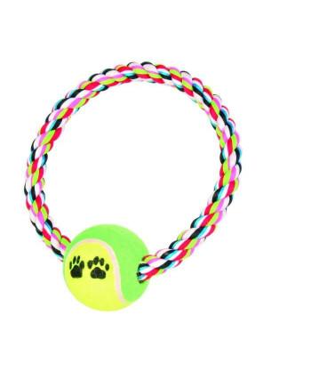 TRIXIE Balle de tennis sur...