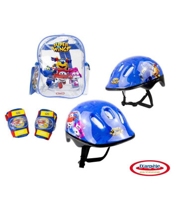 SUPER WINGS Set 3...
