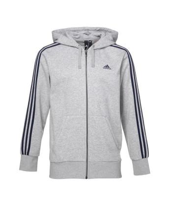 ADIDAS Sweatshirt Ess 3S Fz...