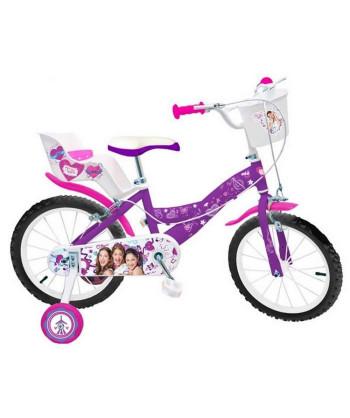 VIOLETTA Vélo Enfant Fille...