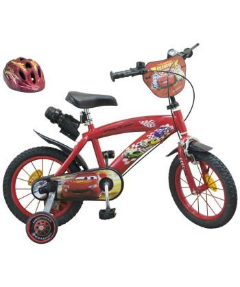 """CARS Vélo 14""""  Casque..."""