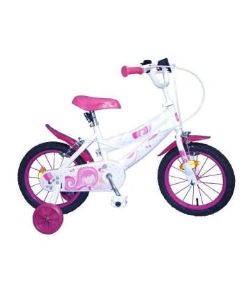"""Vélo Enfant fille  14"""" 4/7..."""