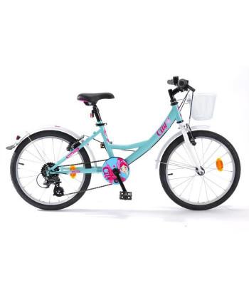 "MICMO Vélo Fille 20"" City..."
