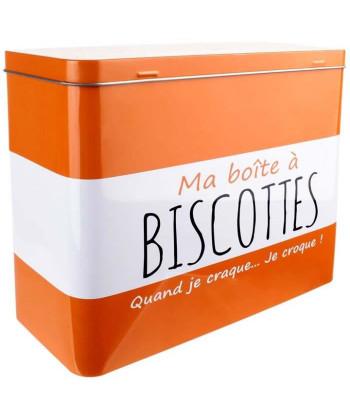 Ma boîte a Biscottes...