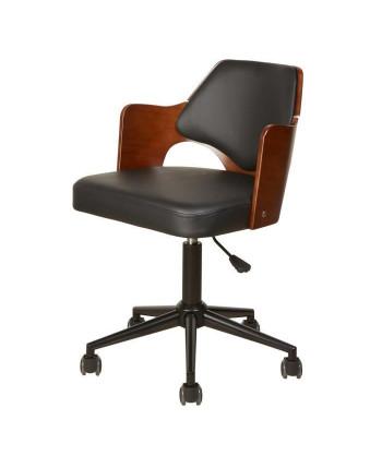 KIRUNA Chaise de bureau en...