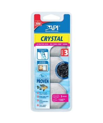 API Dose filtration Crystal...