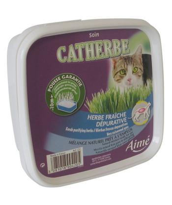 AIME Catherbe Herbe fraîche...