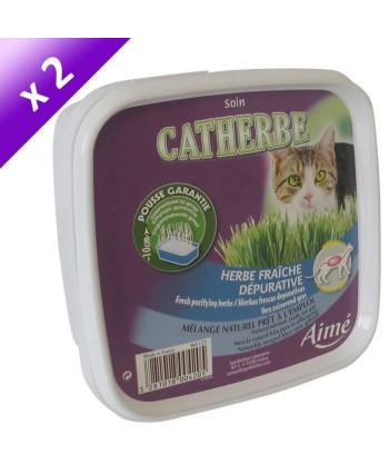 Lot de 2  AIME Catherbe...