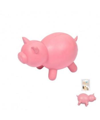 Jouet cochon en caoutchouc...