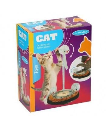 Jouet pour chat D14,5x26cm