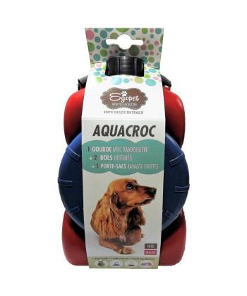AQUACROC Kit de voyage M...