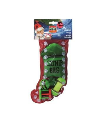 RIGA Bottes de Noël  Vert...