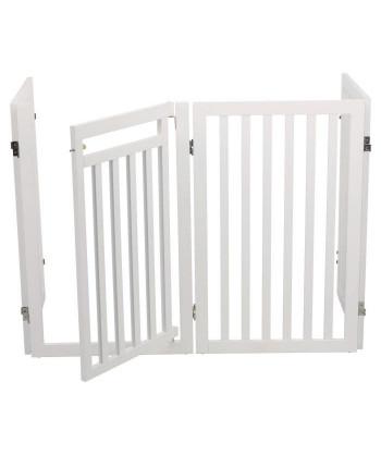 TRIXIE Barriere avec porte...