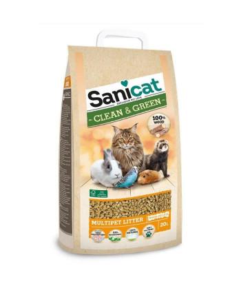 SANICAT Litiere Clean &...