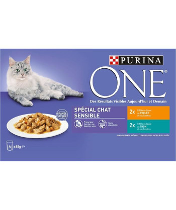 PURINA ONE Sachets...