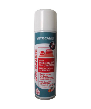 VETOCANIS Spray AntiPuces...