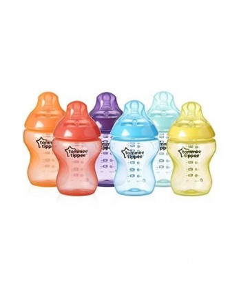 TOMMEE TIPPEE Lot biberons...